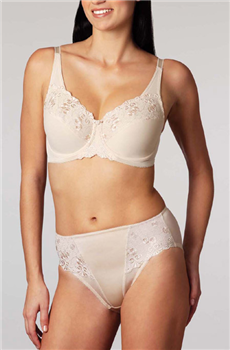 Embroidered Minimizer Full Brief